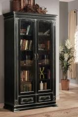 Книжный шкаф «Верди Люкс 21»