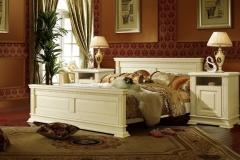 Кровать «Верди Люкс» с высоким изножьем