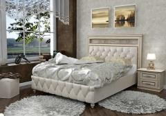 Кровать Лира с низким изножьем