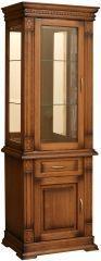 Шкаф комбинированный для посуды «Верди Люкс 1з»