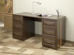 Письменный стол  Классика   2Т с ящиками
