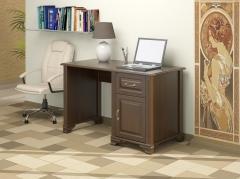 Письменный стол Лира с дверкой