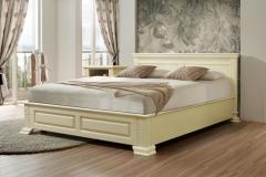Кровать «Верди Люкс» с низким изножьем (подиум)