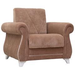 Роуз кресло, ткань ТК 253, ШхГхВ 93х80х85 см.