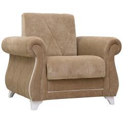 Роуз кресло, ткань ТК 254, ШхГхВ 93х80х85 см.