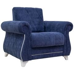 Роуз кресло, ткань ТК 255, ШхГхВ 93х80х85 см.