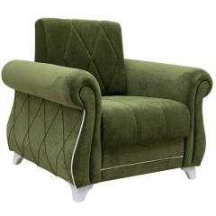 Роуз кресло, ткань ТК 256, ШхГхВ 93х80х85 см.