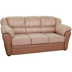 Фламенко 2 150 диван-кровать, ткань 40502, ШхГхВ 210х100х100 см., сп. м. 155х200 см., механизм трансформации выкатной Калипсо