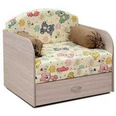 Антошка 1 85 кресло-кровать, ткань Арт. 10, ШхГхВ 89х77х82 см., сп. м. 85х190 см.