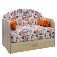 Антошка 1 85 кресло-кровать, ткань Арт. 01, ШхГхВ 89х77х82 см., сп. м. 85х190 см.