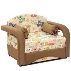 Антошка 85 кресло-кровать, ткань Арт. 10, ШхГхВ 110х80х82 см., сп. м. 85х190 см.
