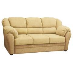 Фламенко 2 150 диван-кровать, ткань Гала 02/Гала 03 компаньон (кат. 2), ШхГхВ 210х100х100 см., сп. м. 155х200 см., механизм трансф. выкатной Калипсо