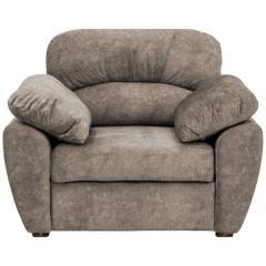 Фламенко кресло для отдыха, ткань 40436, ШхГхВ 120х102х100 см., есть бельевой ящик