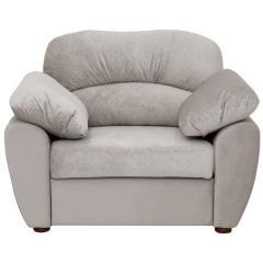Фламенко кресло для отдыха, ткань 40437, ШхГхВ 120х102х100 см., есть бельевой ящик