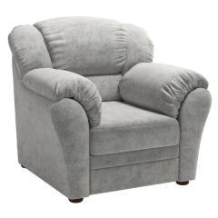Фламенко 2 кресло для отдыха, ткань 40517, ШхГхВ 105х100х100 см., есть бельевой ящик