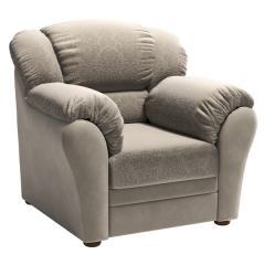Фламенко 2 кресло для отдыха, ткань 40518, ШхГхВ 105х100х100 см., есть бельевой ящик