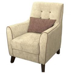 СНЯТО!Френсис кресло, ткань ТК 510, ШхГхВ 75х87х89 см.