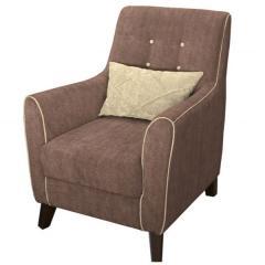 СНЯТО!Френсис кресло, ткань ТК 511, ШхГхВ 75х87х89 см.