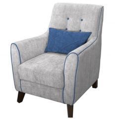 СНЯТО!Френсис кресло, ткань ТК 512, ШхГхВ 75х87х89 см.