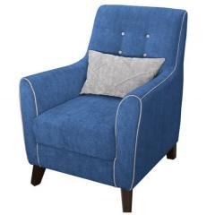 Френсис кресло, ткань ТК 514, ШхГхВ 75х87х89 см.
