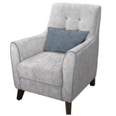 Френсис кресло, ткань ТК 515, ШхГхВ 75х87х89 см.