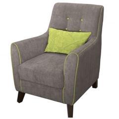 СНЯТО!Френсис кресло, ткань ТК 516, ШхГхВ 75х87х89 см.