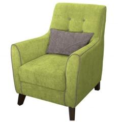 Френсис кресло, ткань ТК 517, ШхГхВ 75х87х89 см.