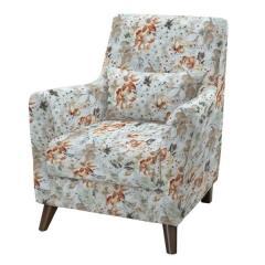 Либерти кресло, ткань ТК 228, ШхГхВ 75х87х89 см.