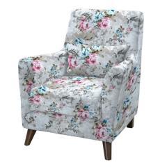 Либерти кресло, ткань ТК 229, ШхГхВ 75х87х89 см.