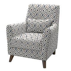 Либерти кресло, ткань ТК 235, ШхГхВ 75х87х89 см.