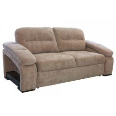 Рокси 150 диван-кровать, ткань 40430, ШхГхВ 203х103х98 см., сп. м. 146х197 см.