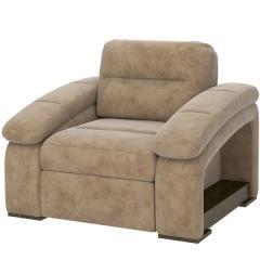 Рокси кресло, ткань 40430, ШхГхВ 115х103х98 см., бельевой ящик в кресле