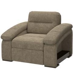 Рокси кресло, ткань 40433, ШхГхВ 115х103х98 см., бельевой ящик в кресле
