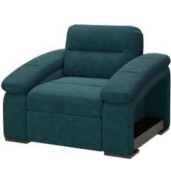 Рокси кресло, ткань 40434, ШхГхВ 115х103х98 см., бельевой ящик в кресле
