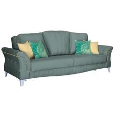 Каролина диван-кровать, ткань ТД 122, ШхГхВ 247х106х100 см., сп. м. 131х195 см., механизм трансформации книжка с 0 стенкой