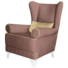 Каролина кресло, ткань ТК 120, ШхГхВ 89х80х98 см.
