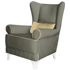 Каролина кресло, ткань ТК 121, ШхГхВ 89х80х98 см.
