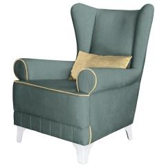 Каролина кресло, ткань ТК 122, ШхГхВ 89х80х98 см.