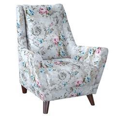 Дали кресло, ткань ТК 229, ШхГхВ 86х85х95 см.