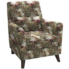 Либерти кресло, ткань ТК 210, ШхГхВ 75х87х89 см.