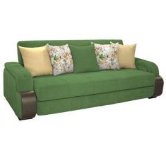 Николь диван-книжка, ткань ТД 832, ШхГхВ 247х103х90 см., сп. м. 131х195 см., механизм трансформации книжка с 0 стенкой