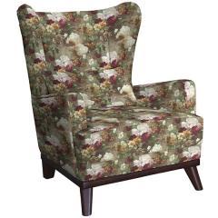 Оскар кресло, ткань ТК 306, ШхГхВ 74х90х91 см.