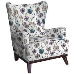 Оскар кресло, ткань ТК 308, ШхГхВ 74х90х91 см.