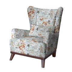 Оскар кресло, ткань ТК 309, ШхГхВ 74х90х91 см.