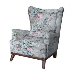 Оскар кресло, ткань ТК 310, ШхГхВ 74х90х91 см.
