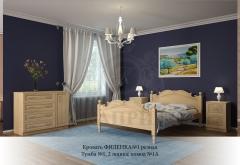 Кровать Филенка №1