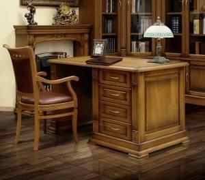 """Письменный стол """"Верди Люкс 1"""""""