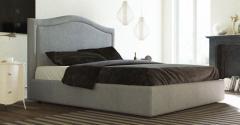 Кровать Кантри с мягким изголовьем