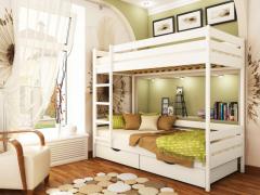 Кровать  Нота двухъярусная