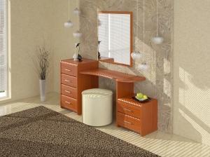 Туалетный столик Окаэри 3
